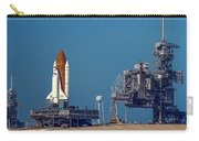 Space Shuttle Roll-around Carry-all Pouch