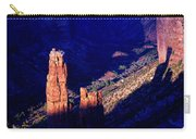 Spider Rock Sunset Carry-all Pouch