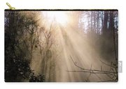 Sunrise Of Faith Carry-all Pouch