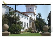 Santa Barbara Courthouse Carry-all Pouch