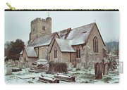 St Mary And All Saints Boxley Carry-all Pouch