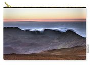 Sunrise At Haleakala Crater, Maui Carry-all Pouch