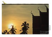 Sunset In The Tempel Carry-all Pouch