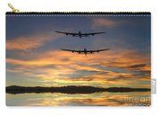 Sunset Lancasters Carry-all Pouch