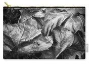 Sycamore Leaves In Autumn Carry-all Pouch