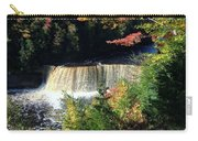 Tahquamenon Falls In Autumn Carry-all Pouch