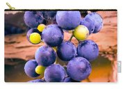 Taste Of Nature Carry-all Pouch by Karen Wiles