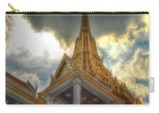 Temple Roof Carry-all Pouch