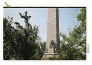 Tercentennial Jamestown Monument Carry-all Pouch