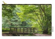 The Bridge Birches Valley Cannock Chase Carry-all Pouch