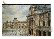 The Louvre Museum Carry-all Pouch