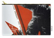 The Ussr Is The Elite Brigade Of The World Proletariat 1931 Carry-all Pouch
