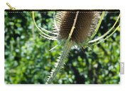 Thistle Plant Carry-all Pouch
