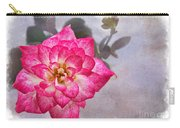 Thumbelina Rose - Miniature Rose Carry-all Pouch
