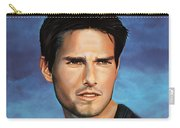 Tom Cruise Carry-all Pouch by Paul Meijering