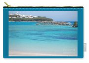 A Vision Of Turtle Bay, Bermuda Carry-all Pouch
