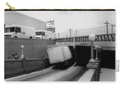 6th Street Underpass Truck Accident Tucson Arizona 1984 Carry-all Pouch