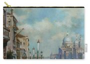 Venice At Noon Carry-all Pouch