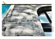 Way The Wind Blows - Four Season Hotel Budapest Hungary Carry-all Pouch