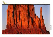 West Mitten Sunset Carry-all Pouch