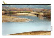 Wetlands Of Scott Creek Carry-all Pouch