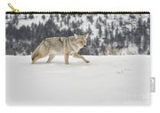 Winter's Determination Carry-all Pouch