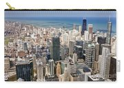 0001 Chicago Skyline Carry-all Pouch