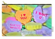 0004 Valentine Series Carry-all Pouch