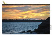 001 Awe In One Sunset Series At Erie Basin Marina Carry-all Pouch