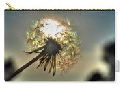 001 Make A Wish At Sunset Carry-all Pouch