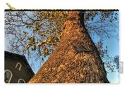 001 Oldest Tree Believed To Be Here In The Q.c. Series Carry-all Pouch