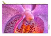 001 Orchid Summer Show Buffalo Botanical Gardens Series Carry-all Pouch