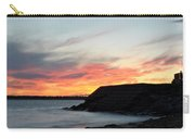 0010 Awe In One Sunset Series At Erie Basin Marina Carry-all Pouch
