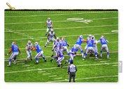 0010 Buffalo Bills Vs Jets 30dec12 Carry-all Pouch