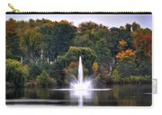 0010 Hoyt Lake Autumn 2013 Carry-all Pouch