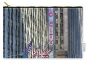 0010 Radio City Music Hall Carry-all Pouch