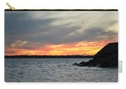 0011 Awe In One Sunset Series At Erie Basin Marina Carry-all Pouch
