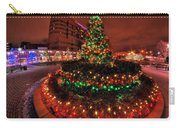 0011 Christmas Light Show At Roswell Series Carry-all Pouch