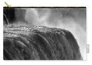 0011a Niagara Falls Winter Wonderland Series Carry-all Pouch
