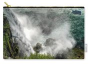 0012 Niagara Falls Misty Blue Series Carry-all Pouch