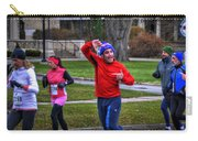 0012 Turkey Trot 2014 Carry-all Pouch