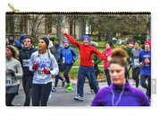0013 Turkey Trot 2014 Carry-all Pouch