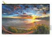 0014 Awe In One Sunset Series At Erie Basin Marina Carry-all Pouch