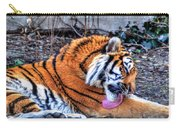 0014 Siberian Tiger Carry-all Pouch