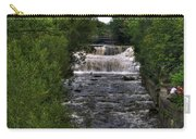 0015 Glen Falls Of Williamsville New York Series  Carry-all Pouch