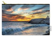 0016 Awe In One Sunset Series At Erie Basin Marina Carry-all Pouch