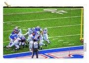 0016  Buffalo Bills Vs Jets 30dec12 Carry-all Pouch