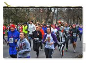 0016 Turkey Trot 2014 Carry-all Pouch