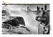 0016a Niagara Falls Winter Wonderland Series Carry-all Pouch