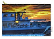 0017 Awe In One Sunset Series At Erie Basin Marina Carry-all Pouch